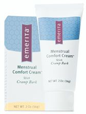 DROPPED: Emerita - Mentrual Comfort Cream with Cramp Bark - 2 oz.