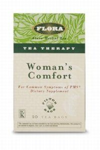DROPPED: Flora - Woman's Comfort Tea Therapy - 20 Tea Bags