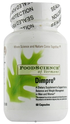 DROPPED: FoodScience of Vermont - DIMPRO - 60 Capsules
