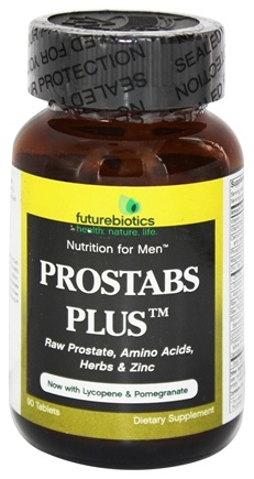 DROPPED: Futurebiotics - Prostabs Plus - 90 Tablets