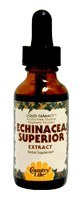 DROPPED: Country Life - Echinacea Superior Extract - 1 oz.