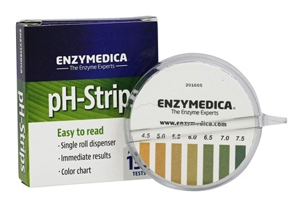 Enzymedica - pH-Strips
