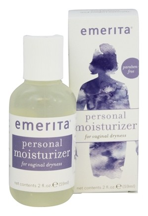 DROPPED: Emerita - Personal Moisturizer with Aloe & Vitamin E - 2 oz.