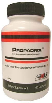 DROPPED: EST - Propadrol - 40 Capsules