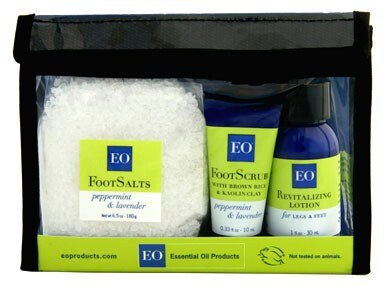 DROPPED: EO Products - Amazing Feet Starter Kit