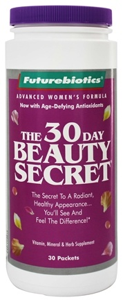 DROPPED: Futurebiotics - The 30 Day Beauty Secret - 30 Packet(s)