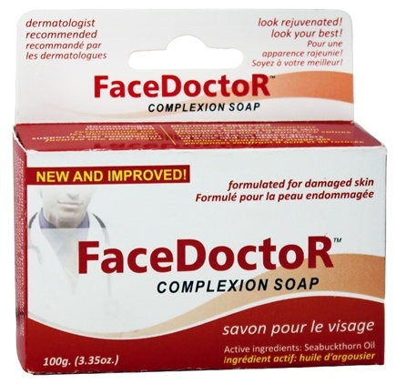 DROPPED: Face Doctor - Rejuvenating Soap - 3.5 oz.