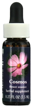 DROPPED: Flower Essence Services - Cosmos Flower Essence - 0.25 oz. CLEARANCE PRICED