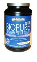 DROPPED: Biochem by Country Life - BioPure 100% Whey Protein Isolate