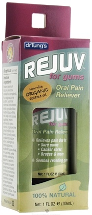 DROPPED: Dr. Tung's - REJUV for Gums - 1 oz.