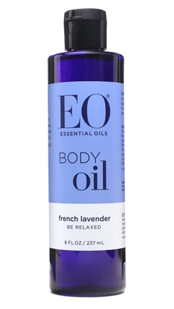 EO Products - Body Oil French Lavender - 8 oz.