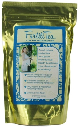 Fairhaven Health - FertiliTea for Women All Natural & Doctor Approved - 3 oz.