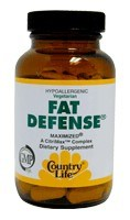 DROPPED: Country Life - Fat Defense the Most Effective CitriMax - 60 Tablets