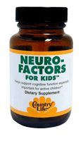 DROPPED: Country Life - Neuro Factors for Kids