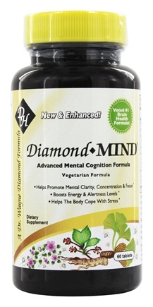 Diamond Herpanacine - Diamond Mind - 90 Tablets