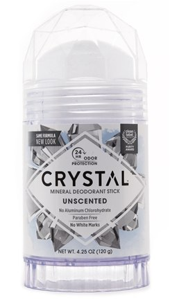 Crystal Body Deodorant - Crystal Stick Body Deodorant By French Transit - 4.25 oz.