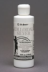 DROPPED: En Garde Health Products - Colloidal Silver-MSP - 2.36 oz.