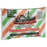 DROPPED: Fisherman's Friend - Apple and Cinnamon  - Lozenges