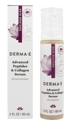 Derma-E - Deep Wrinkle Reverse Serum with Peptides Plus - 2 oz.