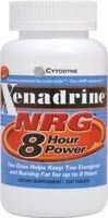 DROPPED: Cytodyne Technologies - Xenadrine Energy 8 Hour - 120 Tablets (formerly NRG)