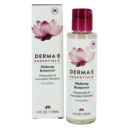 Derma-E - Evenly Radiant Makeup remover - 4 oz.