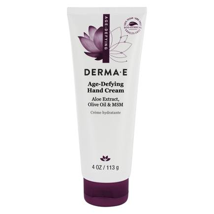 Derma-E - Anti-Aging Hand Cream Moisturizer - 4 oz. LUCKY PRICE