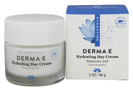 Derma-E - Hydrating Day Creme With Hyaluronic Acid - 2 oz. (formerly Hyaluronic Acid Day Creme)