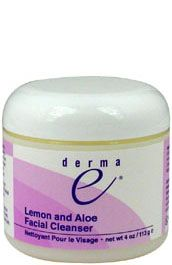 DROPPED: Derma-E - Lemon and Aloe Facial Cleanser - 4 oz.