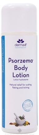 DROPPED: Derma-E - Psorzema Body Lotion - 8 oz. CLEARANCE PRICED