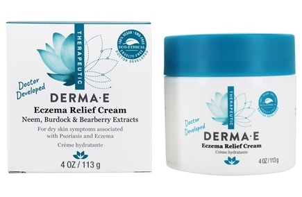 Derma-E - Psorzema Natural Relief Creme - 4 oz.