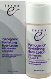 DROPPED: Derma-E - Pycnogenol Revitalizing Body Lotion with Vitamins E, A, and C - 6 oz.