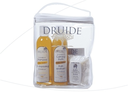 DROPPED: Druide Body Care - Baby Kit (Travel Size) - 1 Set(s)