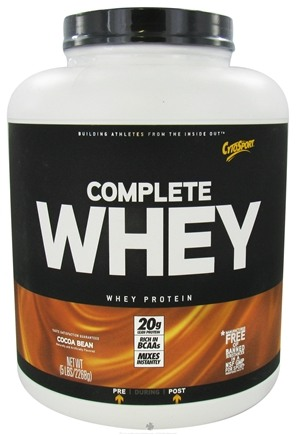 DROPPED: Cytosport - Complete Whey Protein Cocoa Bean - 5 lbs. CLEARANCE PRICED