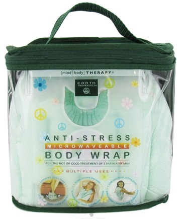 DROPPED: Earth Therapeutics - Anti-Stress Microwaveable Body Wrap