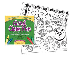 DROPPED: Fresh Baby - Good Clean Fun Placemats