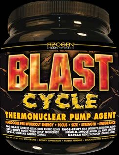 DROPPED: Fizogen - Blast Cycle - Thermonuclear Pump Agent - 2.3 lbs.