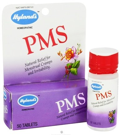 DROPPED: Hylands - PMS - 50 Tablets CLEARANCE PRICED