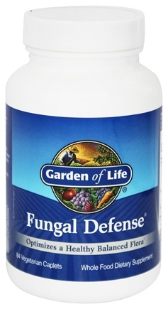 Garden of Life - Fungal Defense - 84 Vegetarian Caplet(s)