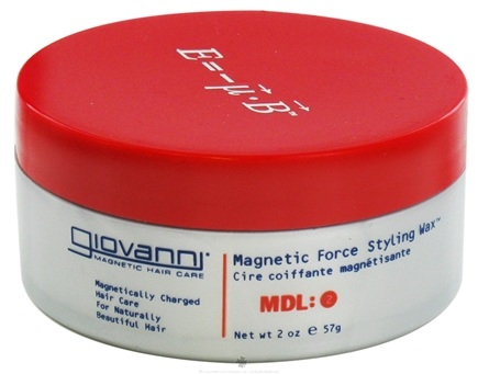 DROPPED: Giovanni - Magnetic Force Styling Wax MDL-2 - 2 oz.