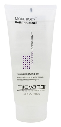 Giovanni - More Body Hair Thickener Volumizing Styling Gel - 6.8 oz.