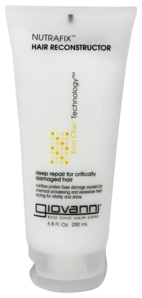 Giovanni - Nutrafix Hair Reconstructor Deep Repair for Critically Damaged Hair - 6.8 oz.