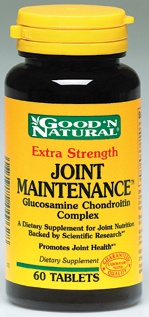 DROPPED: Good 'N Natural - Joint Maintenance - 60 Capsules