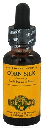 DROPPED: Herb Pharm - Corn Silk Extract - 1 oz. CLEARANCE PRICED