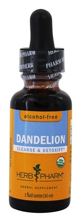 DROPPED: Herb Pharm - Dandelion Glycerite - 1 oz. CLEARANCE PRICED