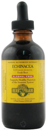 DROPPED: Herb Pharm - Echinacea Root Glycerite - 4 oz.