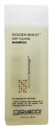 Giovanni - Shampoo Deep Cleanse Golden Wheat - 8.5 oz.
