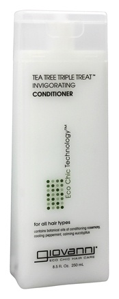 Giovanni - Conditioner Invigorating Tea Tree Triple Treat - 8.5 oz.