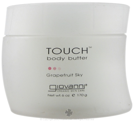 DROPPED: Giovanni - Touch Body Butter Grapefruit Sky - 6 oz.