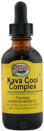DROPPED: Herbs Etc - Kava Cool Complex - 2 oz.