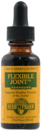 DROPPED: Herb Pharm - Flexible Joint Compound - 1 oz. Angelica/Devil's Claw Compound